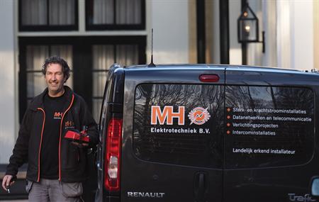 MH Elektrotechniek is uw betrouwbare elektricien voor alle elektrotechnische klussen! Bij u in de buurt! Nieuw-Vennep, Hoofddorp, Haarlem, Lisse!