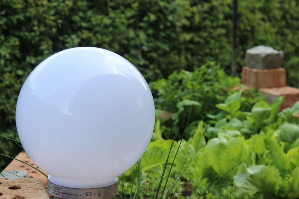 zelf tuinlampen maken