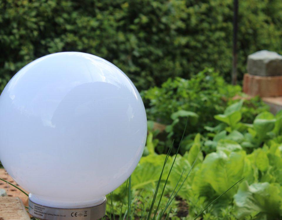 tuinverlichting zelf aanleggen